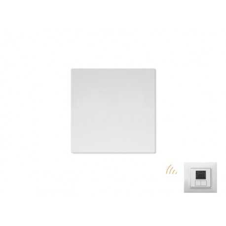 WIST Elegant NG | weiss | 500 Watt | 60 cm x 60 cm