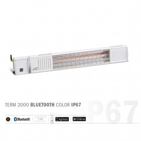 Burda Bluetooth TERM 2000 IP67 Heizstrahler