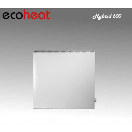 ecoheat Infrarot-Hybridheizung