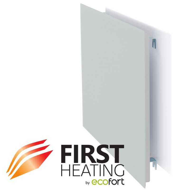 first heating wist elegant infrarot glasheizung mit thermostat. Black Bedroom Furniture Sets. Home Design Ideas