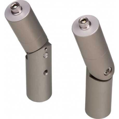 Deckenabhängung mit Gelenk für HeatZone Dunkelstrahler