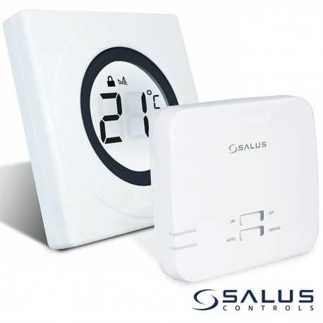 Salus ST620 programmierbarer Thermostat