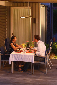 Heat & LED Tube 3er Combo Terrasse